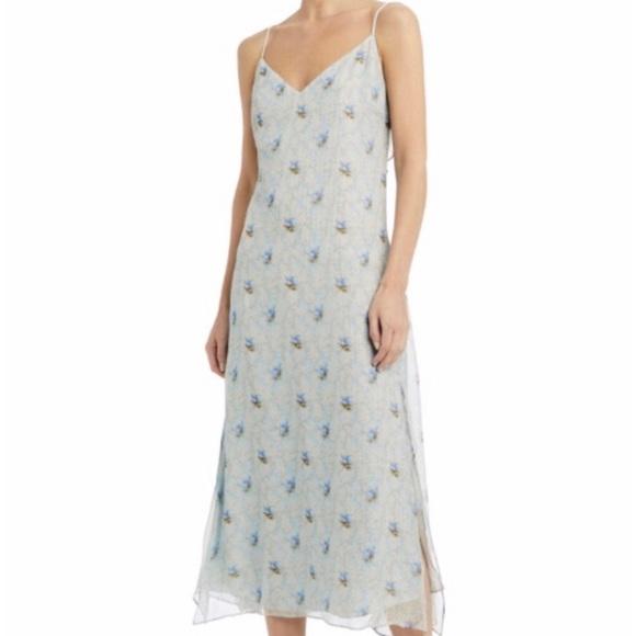 b471ef183b892 loveshackfancy Dresses | Love Shack Fancy Kate Ruffle Slip Dress ...